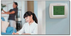 Honeywell Vision Pro 8000 TH8110U  TH8110U1003 Thermostat  VisionPro