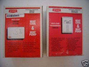 Bryant TSTATBBPRF01-B & TSTATBBREC01-B Receiver Combo wireless thermostat