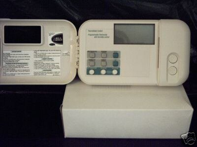 Carrier TSTATCCPHP01-B Performance Heat PumpThermostat
