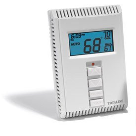 Totaline P474-1100RF P474-1100REC wireless thermostat