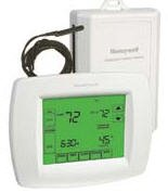 Honeywell visionPRO IAQ YTH9421C1010 Thermostat Version  #   3