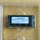Infineon 256MB PC2700S-2533-0-A1 333MHz DDR RAM SODIMM CL2.5 HYS64D32020GDL-6-B
