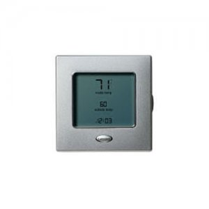 Carrier Edge Pro 33CS2PPRH-01 Commercial Programable 2-stage digital Thermostat w/ Humidity Control