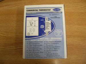 Carrier 53DFS250-FS Commercial Thermostat Duct Free Split System 2-Heat 1-Cool