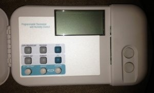 Carrier TSTATCCPRH01-B Thermidistat Thermostat