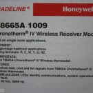 HONEYWELL RF ZONE PANEL W8665A1009 W8665A 1009