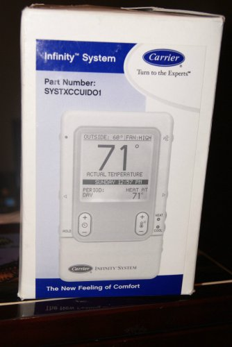 CARRIER INFINITY  THERMOSTAT CONTROL SYSTXCCUID01