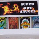 4 Pack Gift Box - Super Hot Sauce