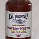 D. L. Jardines Cowboy Kettle Chili Mix - Spicy