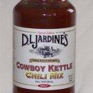 D. L. Jardines Cowboy Kettle Chili Mix - Spicy