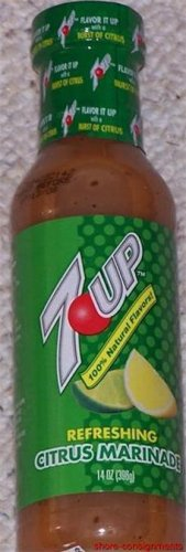 7Up Refreshing Citrus Marinade 14oz