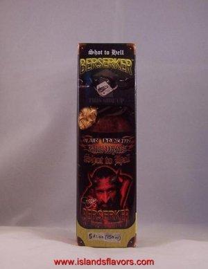 Blair's Zakk Wylde's Black Label Berserker Hot Sauce SHOT TO HELL