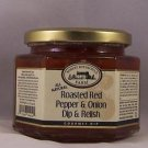 Robert Rothschild Roasted Red Pepper & Onion Relish Dip