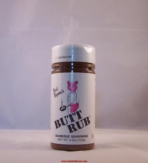 Bad Byron's Butt Rub Barbeque Seasoning 4.5oz