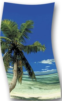 Beach Towel Palm Tree
