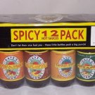 Dave's Gourmet Spicy (Mini) 12 Pack Hot Sauce