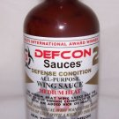 DEFCON 2 Defense Hot Wing Sauce Medium Heat 8oz