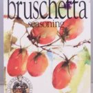 Gourmet Village Bruschetta Seasoning .6oz