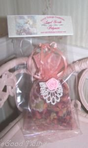 New~For GIFT-GIVING! Rose Potpourri SACHET BAG ~Gift