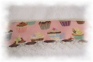 New Cupcakes Decorative Display  HAND TOWEL