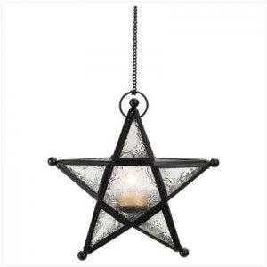 Metal Star Lantern