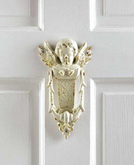 ANGEL DOOR KNOCKER
