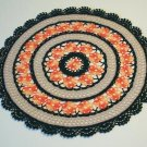 FALL GARDEN DOILY - **NEW**