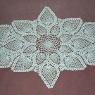 Pineapple Runner Hand Crocheted Doily - **NEW**