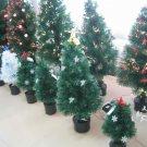 fibre optic christmas tree