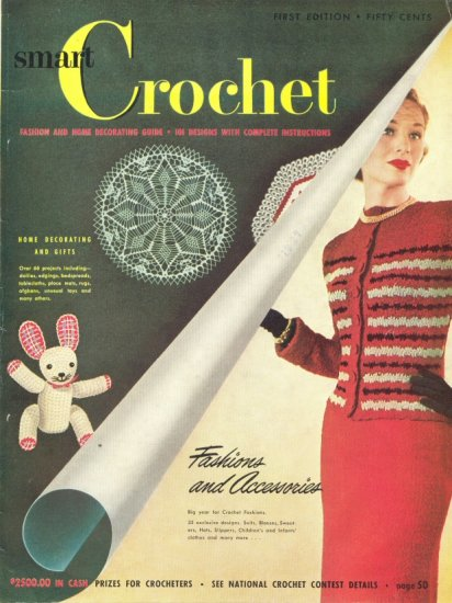 Smart Crochet - First Edition