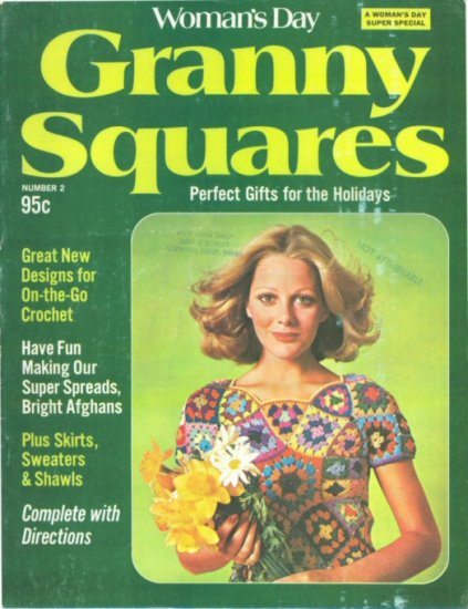 Woman's Day - Granny Squares Number 2