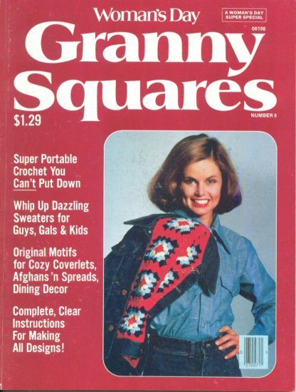 Woman's Day - Granny Squares Number 5