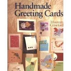 Handmade Greeting Cards by Maureen Crawford - Hardcover - May sell