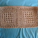 Straw 1960's Sunday Clutch