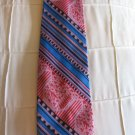 Abstract Phsycadelic 1970's Tie