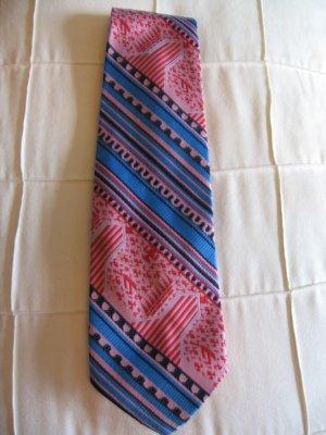 Abstract Phsycadelic 1970's Tie