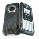 LG VX9900 env Snap-On Hard Cover Case Carbon Fiber Decal