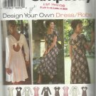 Pattern-Design Your Own Dress-Misses Dress in Sizes 6-8-10