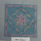 Needlecraft Pattern-Sue Reed Designs-Star Colours