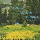 Timber Talus & Tundra-Hiking Trails & Mountain Peaks of Gunnison Basin-Signed