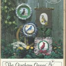 Vintage Applique Pattern-Gingham Goose-Birds of the Seasons-Puff Applique Patter