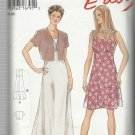 Pattern-Easy-Misses Dress & Jacket in Sizes 8-18    ~~~Spring~~Summer~~~