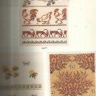 Cross Stitch Patterns-Jana Hauschild's TREASURY OF CHARTED DESIGNS