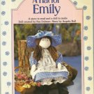 Doll Pattern-A Hat For Emily-Story to Read & A Doll To Make-Laura Ashley