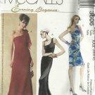 Pattern-Evening Elegance-Misses Dresses-Sz  6-8-10-12    PROM & EVENING WEAR