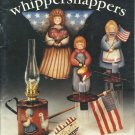 Tole Painting Instruction & Pattern Booklet-Country Tin Whippersnappers