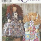 "Craft Pattern-36"" Doll  & Clothes"