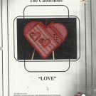 Cross Stitch Pattern-Susan Portra Designs-The Cabochons LOVE-With Beads