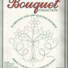 Continuous-Line Machine Quilting Patterns-BOUQUET Collection-34 Patterns