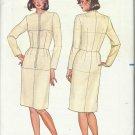 Vintage Pattern-Misses Fitting Shell-Sz 12